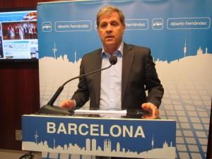 PPC - Alberto Fernandez. licencias de viviendas de uso turístico en Barcelona